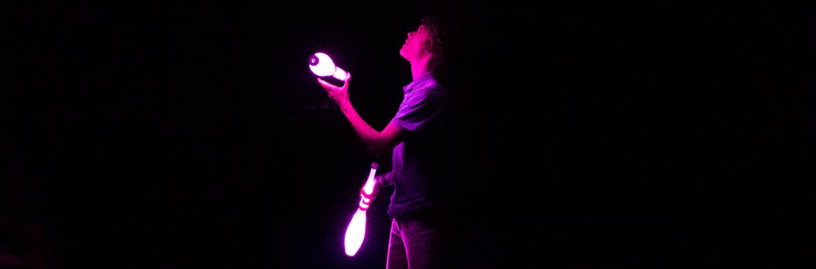 SEVEN – High Tech LED Show - Circus Acts - CircusTalk