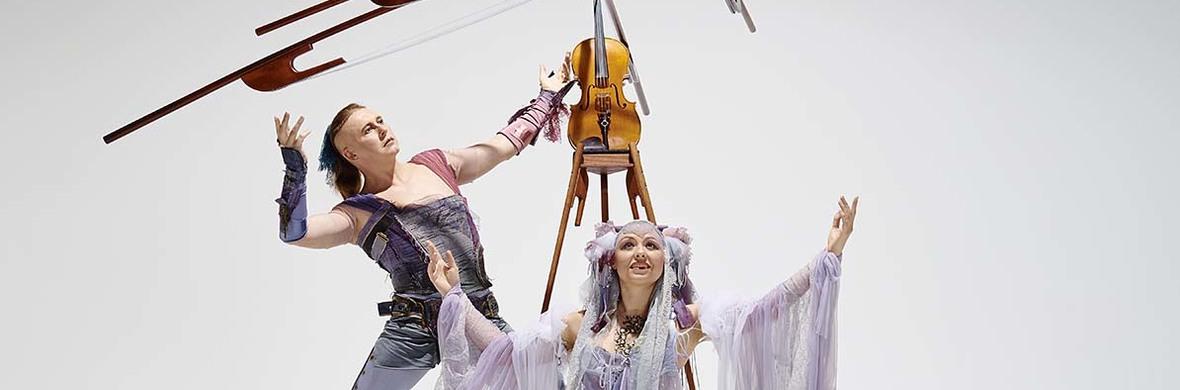 Duo Viola  - Circus Acts - CircusTalk