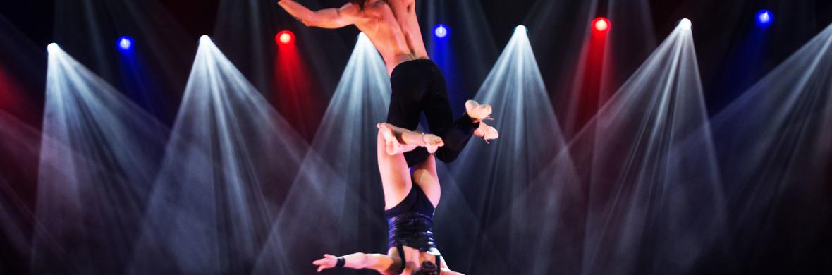 straps duo  - Circus Acts - CircusTalk