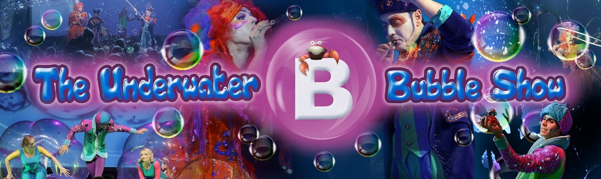 The Underwater Bubble Show - Circus Events - CircusTalk