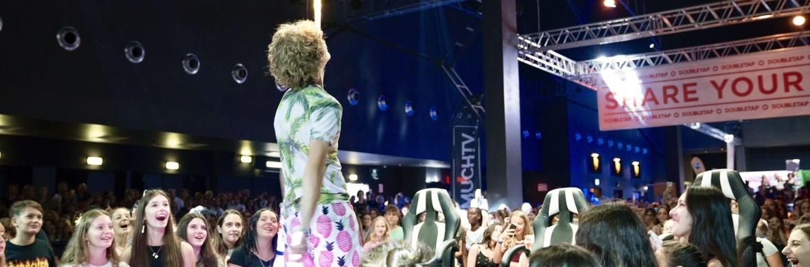 Funny Mash-Up Juggling / Dance Show - Circus Acts - CircusTalk