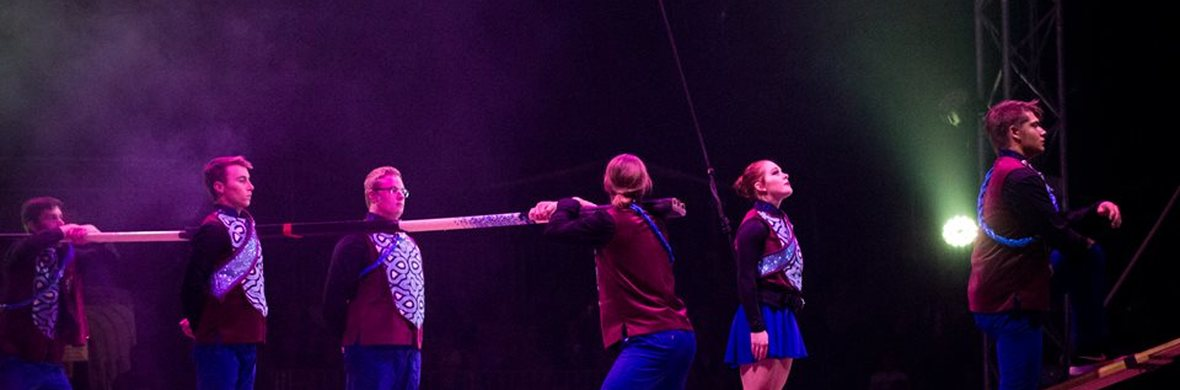 Teeterboard - Circus Acts - CircusTalk