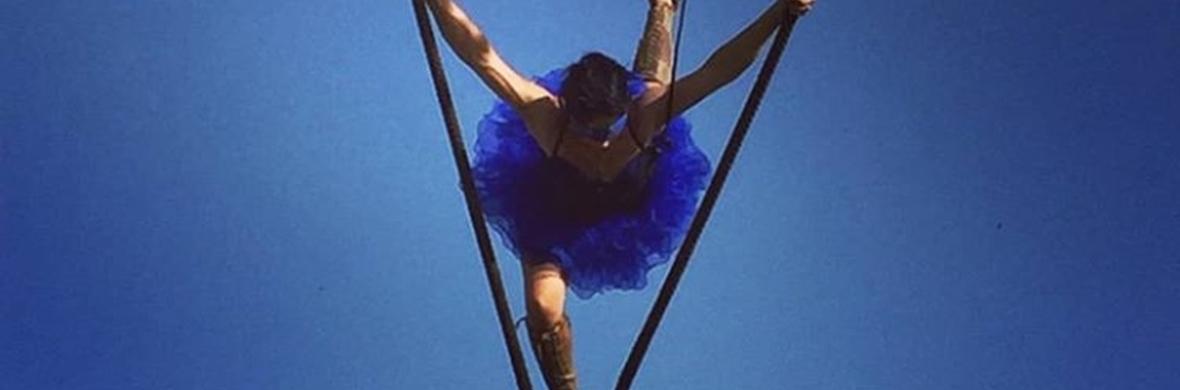 Cloudswing  - Circus Acts - CircusTalk