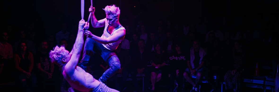 Barbaroi - Circus Shows - CircusTalk