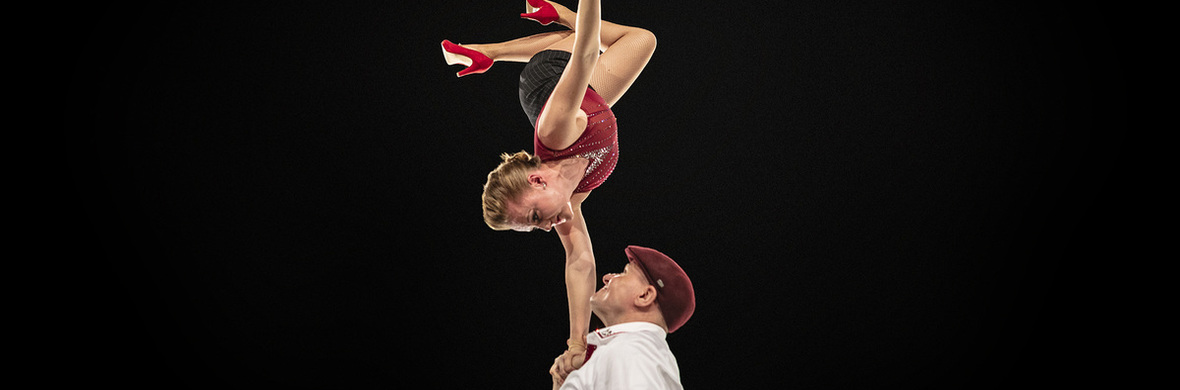 Red heels - Circus Acts - CircusTalk