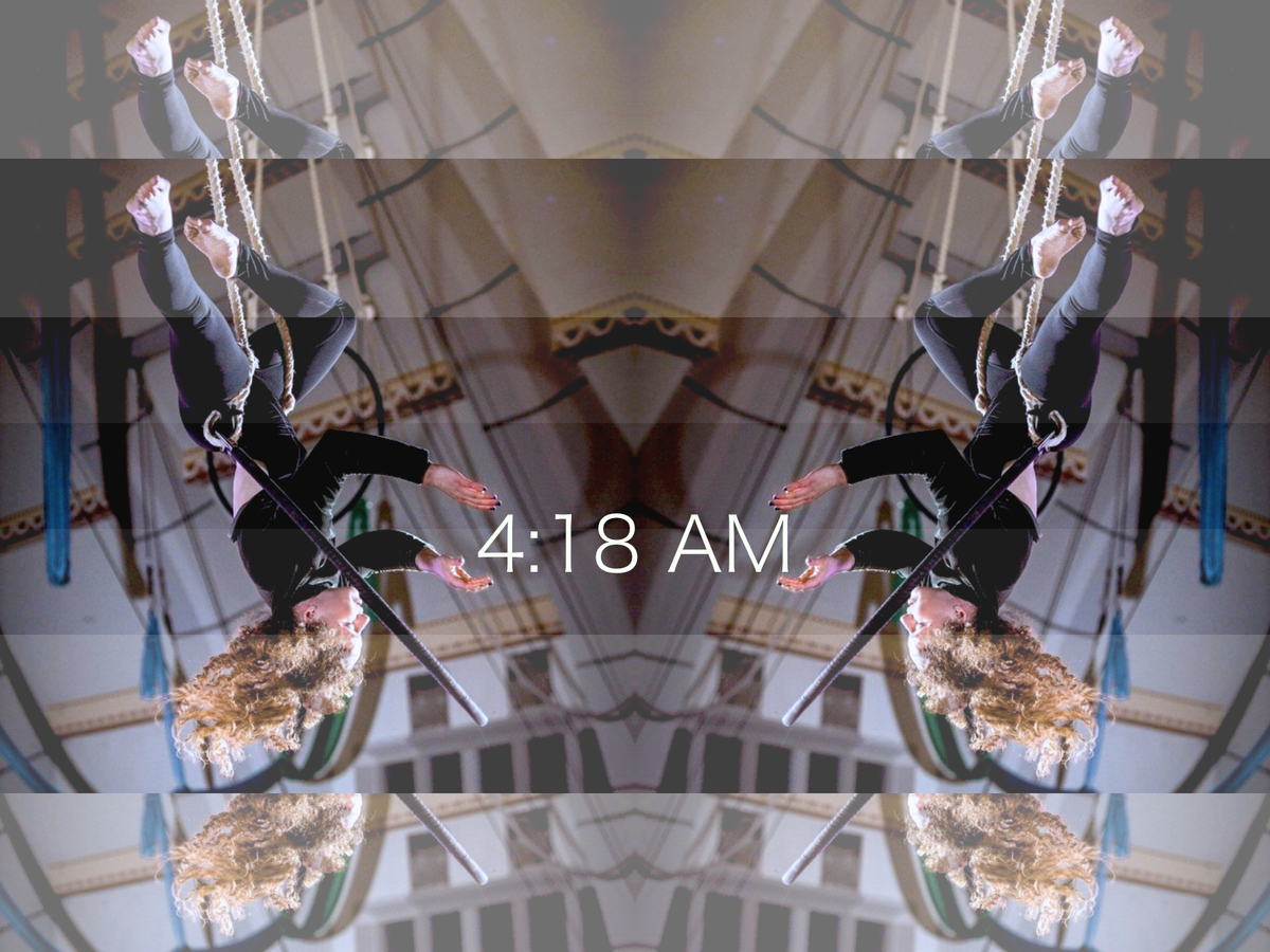 4:18 AM  - Circus Events - CircusTalk