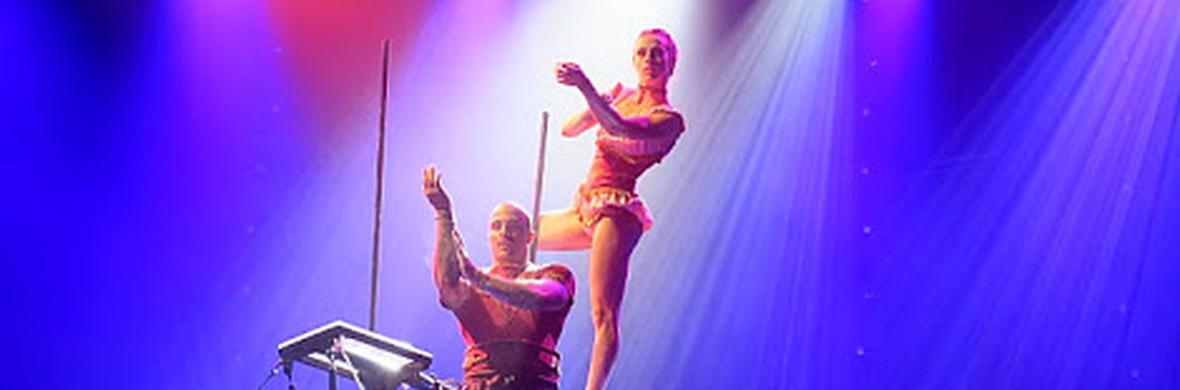 Olavo e marcella - Circus Acts - CircusTalk