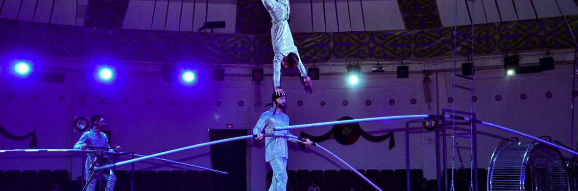 Tight Rope act - Circus Acts - CircusTalk