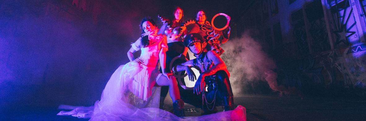 Outer Circle The Show - Circus Shows - CircusTalk