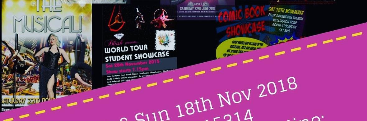 Best Of Blush Student Showcase - Circus Shows - CircusTalk
