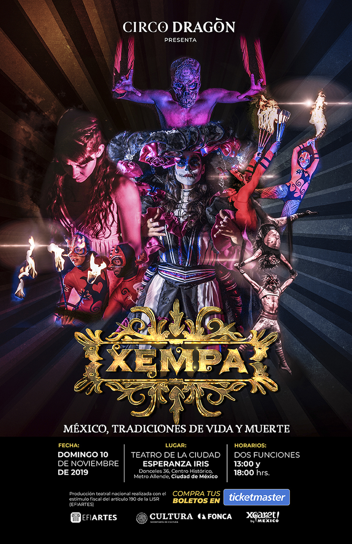 XEMPA; life and death traditions