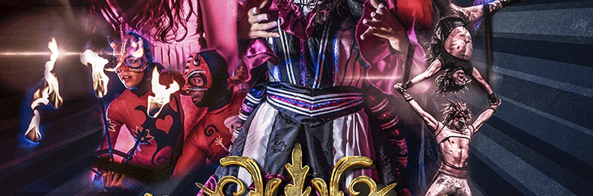 XEMPA; life and death traditions - Circus Shows - CircusTalk