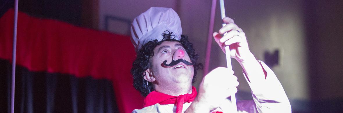 Comedy Chef - Circus Acts - CircusTalk