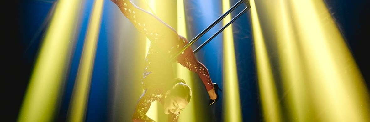 Aerialist & Ground Acrobat Melina  - Circus Acts - CircusTalk