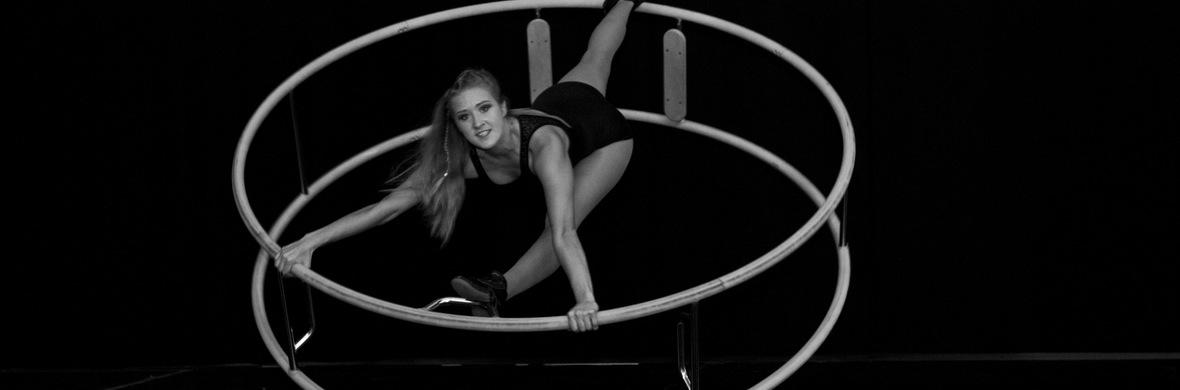 Germanwheel act by Gina Sibila - Rhönrad  - Circus Acts - CircusTalk