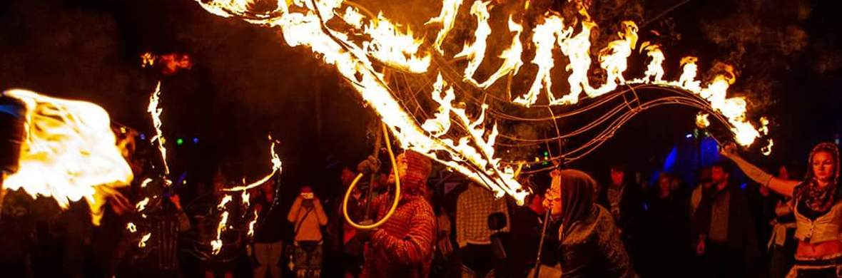 Fire Dragon Show - Circus Shows - CircusTalk