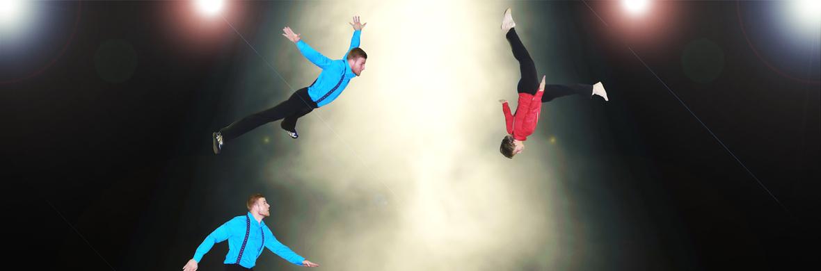 Teeterboard, Korean plank - Circus Acts - CircusTalk