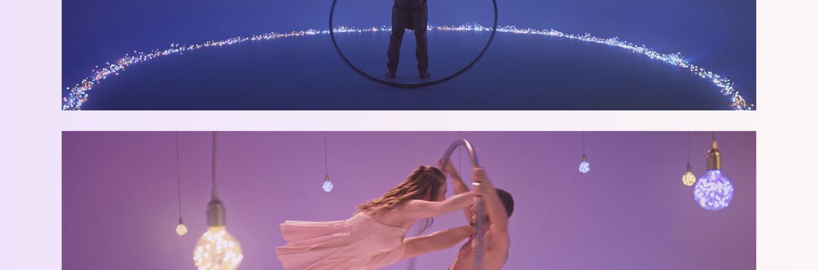 Light Of Dawn - Cyr Wheel Duo - Circus Acts - CircusTalk