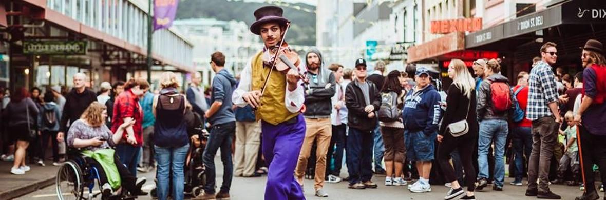 Roller-violin - Circus Acts - CircusTalk