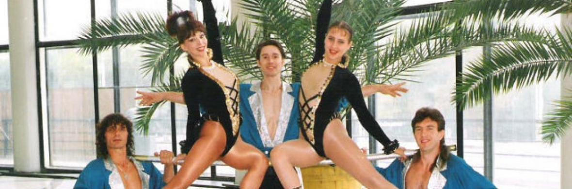 Russian Bar - Circus Acts - CircusTalk