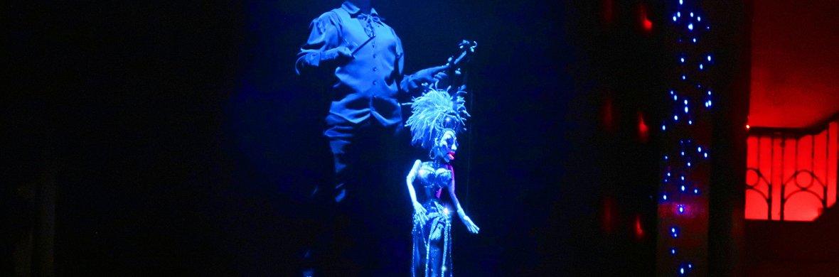 The scintillating Miss Trixie Tasseltwatt  - Circus Acts - CircusTalk