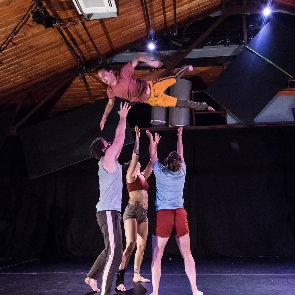 Communitas: 5 Years Later - Circus Events - CircusTalk