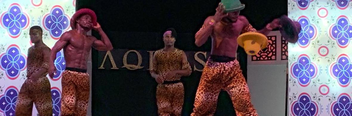 African Acrobatic Dance Show - Circus Acts - CircusTalk