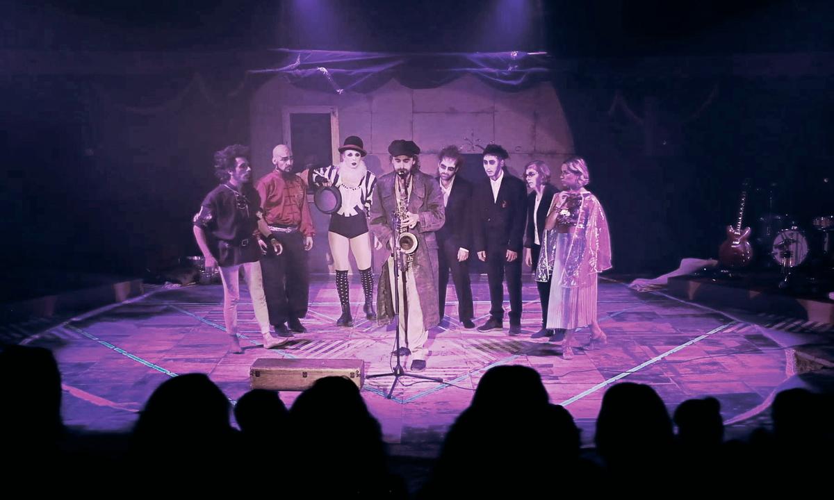 Itaka - Circus Events - CircusTalk