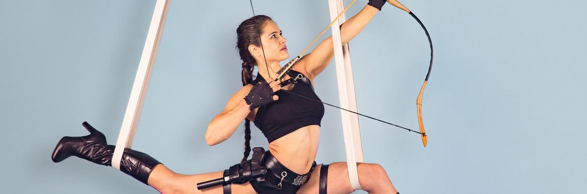 Tomb Raider - Circus Acts - CircusTalk