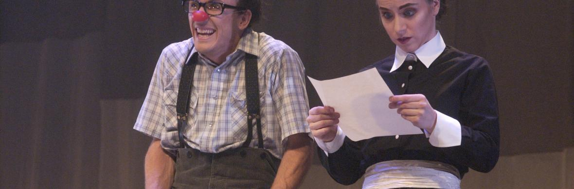 TYPO - Circus Shows - CircusTalk