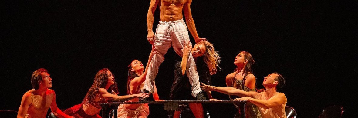 The Last Supper - Circus Acts - CircusTalk