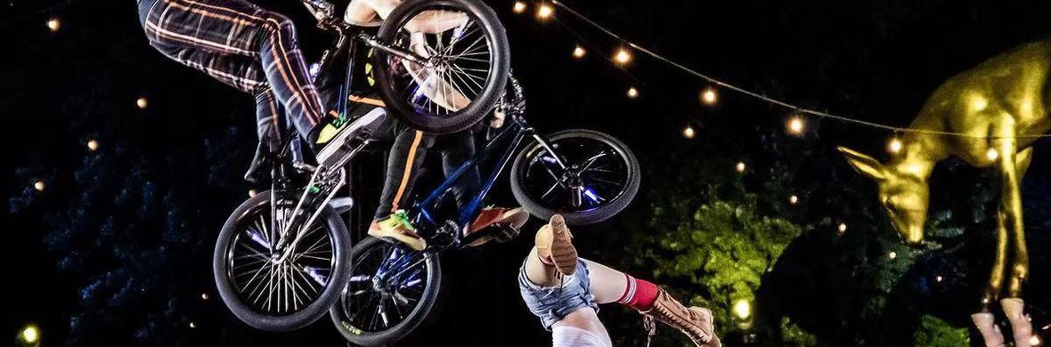 Bmx Trio Act  - Circus Acts - CircusTalk