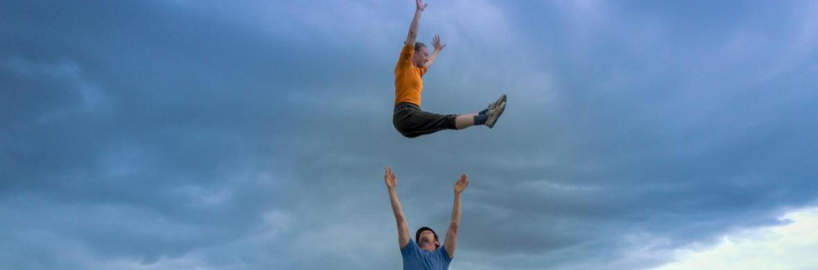 Ali & Henrik: Hand to hand Act - Circus Acts - CircusTalk
