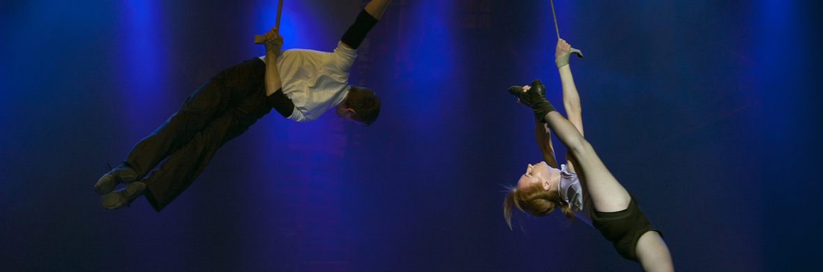 Duo Straps  Alex&Oksana - Circus Acts - CircusTalk