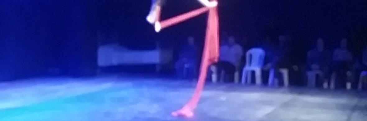Além do que se vê - SOLO AERIAL SILKS - Circus Acts - CircusTalk