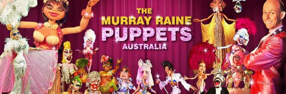 Murray Raine Puppets Australia - Circus Shows - CircusTalk