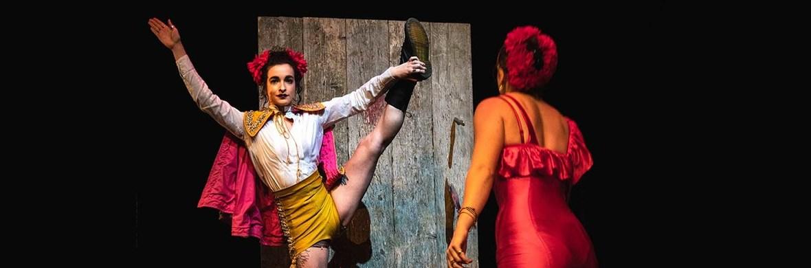 Volt (Circus Scratch night) - Circus Shows - CircusTalk