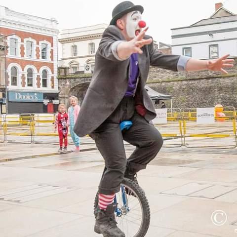 Stephen Whoriskey - Individual - Ireland, United Kingdom - CircusTalk