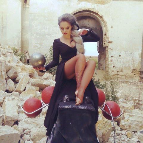 Kateryna Smertina - Individual - Ukraine - CircusTalk