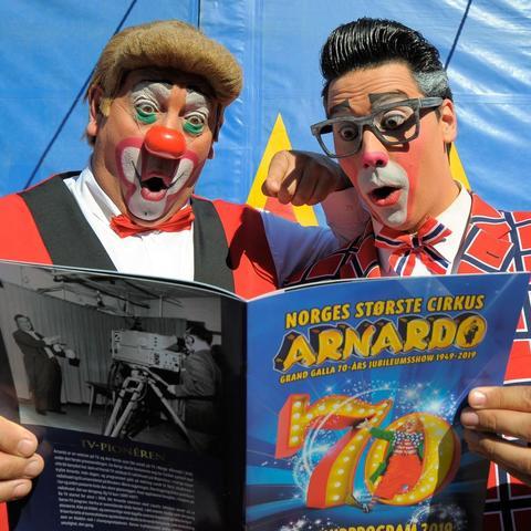 Cirkus Arnardo - Company - Norway - CircusTalk