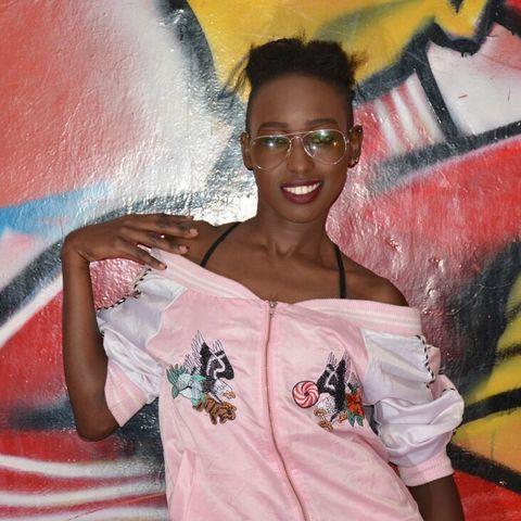 Sharon Boit - Individual - Kenya - CircusTalk