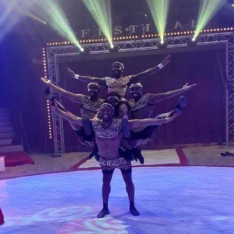 Black Ninja African Entertainment shows - Agency - Italy - CircusTalk