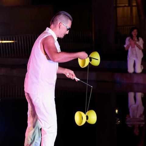 Topher Krieger - Individual - United States - CircusTalk