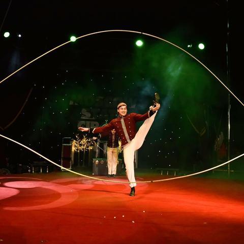 Vlad Sakharov - Individual - Ukraine - CircusTalk