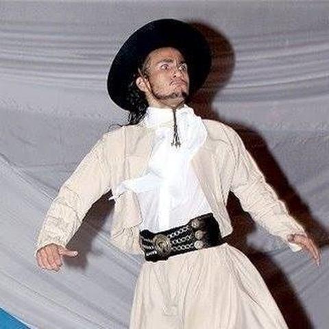 Matías Bogado - Individual - Argentina - CircusTalk