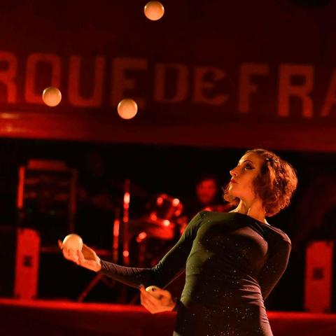 Mariia Martin - Individual - Romania, Ukraine - CircusTalk