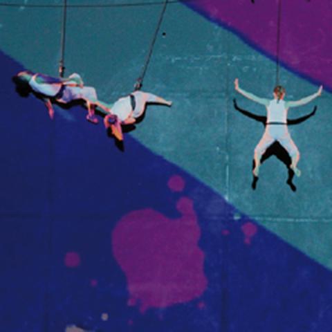 Brenda Angiel Aerial Dance company - Company - Argentina - CircusTalk