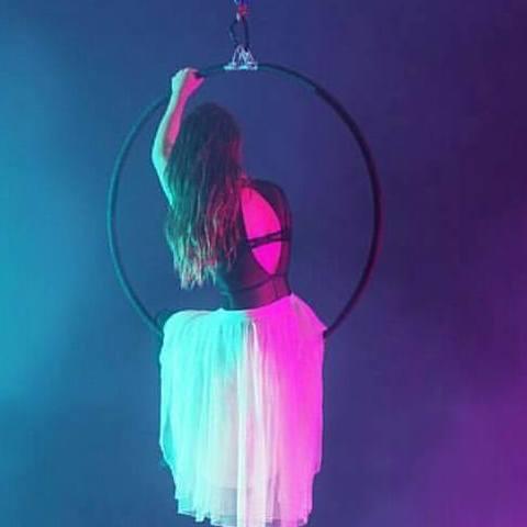 Laura Rey - Individual - Spain - CircusTalk