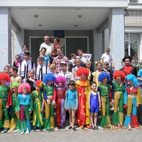Circus MRIJA - School - Ukraine - CircusTalk
