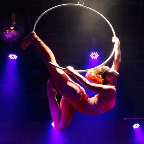 Lianet Canut Garcia - Individual - Cuba - CircusTalk